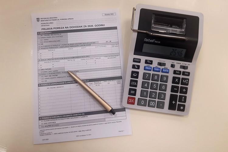 Povrat poreza na dohodak